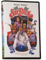 SIX PACK DVD (1982) - Widescreen - Kenny Rogers - Diane Lane NEW (DVD)