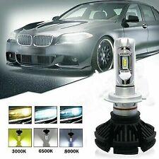 KIT LED H 7 H7 LED Cree Philips 6500K 6000 lumen 12V 24V  Xenon Fari Auto DSI