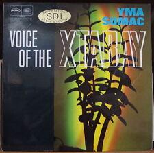 YMA SUMAC/LES BAXTER VOICE OF THE XTABAY RARE UK PRESS LP REGAL MONO 1956
