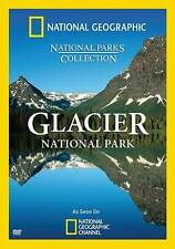 National Geographic: Glacier National Park (DVD, 2010) Brand New