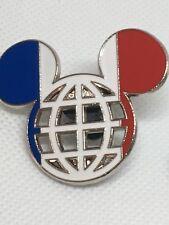 Disney Trading Pin - Global Mickey Icon - France