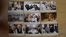 Q200 - 9x Aushangfotos ALBERT SCHWEITZER Ein Leben für Afrika