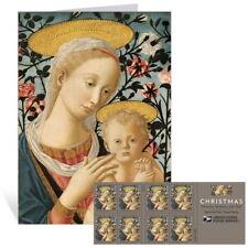 USPS New Florentine Madonna and Child Notecards set of 10