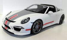 Véhicules miniatures rouge sous boîte fermée en résine pour Porsche