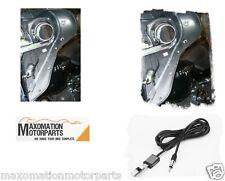 Radio Antenne für Harley-Davidson®  Bagger Fairingeinbau Baujahre1996-2013