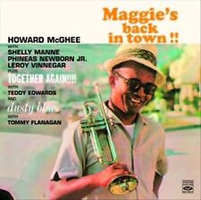 Howard McGhee - Maggie's Back Town/Together Again/Dusty Blue / Fresh Sound 2 cd