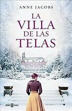 La villa de las telas/ The Cloth Villa, Paperback by Jacobs, Anne; Vicens, Ma...