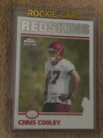 2004 Topps Chrome Chris Cooley Rookie Card NM-MT