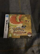Pokémon HeartGold Version Boxed without Pokewalker  - Nintendo DS Game