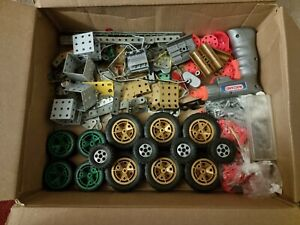 Meccano 50 Best Of Job Lot Multiple Sets