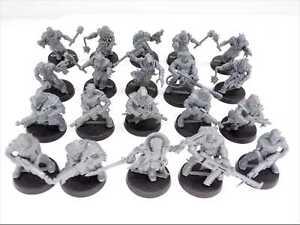 20 CHAOS CULTISTS Dark Vengeance Full Set Warhammer 40K Chaos Space Marine Army
