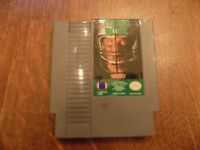 Tecmo Bowl Football NES Nintendo Vintage Video Game Cartridge Tested and Works