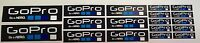 18 x GoPro BE A HERO STICKERS / DECALS /  BMX / MOTOCROSS / CAR / SURF / SKATE