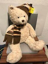 Sunkid Stofftier Teddy Bär 55 cm. Mit Etikett. Unbespielt. Neuwertig !!