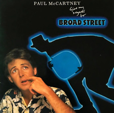 PAUL MCCARTNEY ‎- Give My Regards To Broad Street (LP) (VG-/VG-) (5)