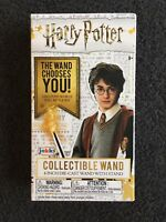 Sealed Jakks Pacific - Harry Potter Collectible Die-Cast Wand - Random (4 inch)