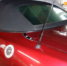 MGF BRAND NEW STYLE EXTENDING AERIAL CARBON  CAR AERIAL ALL MGF & MG TF MODELS
