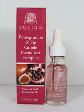 C3127 - Cuccio - Pomegranate & Fig Cuticle Revitalizer Complex 1/2oz - Brand New
