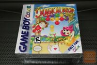 Magical Drop (Game Boy Color, GBC 2000) H-SEAM SEALED! - ULTRA RARE! - EX!