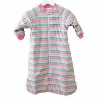 NEW uh-oh! Baby Long Sleeve 3.0 tog Sleeping Bag Pink