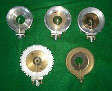 Konvolut Experimental Schalldosen Grammophon  soundbox Tonabnehmer