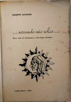 Servando mio solco: brevi note di astronomia e astrologia dantesca - ER