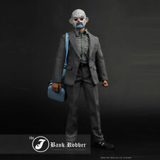 """ZYTOYS PC-002 1/6 Scale The J Bank Robber Suits Clothes for 12"""" Action Figure"""