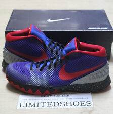 NIKE KYRIE 1 ID RACER BLUE RED BLACK 747423-991 US 11 SIZE 4 5 6 pre-heat pe