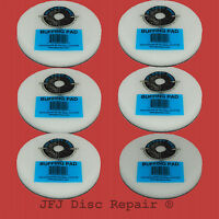 6 JFJ Easy Pro Buffing Pads - Save Money & Use Original Supplies