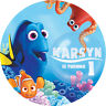 Finding Dory Nemo Personalised Edible REAL Icing Image Birthday Cake Toppers