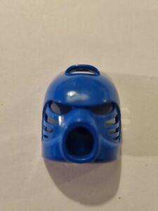 Lego Bionicle Kanohi Mask 32505 Blue RARE Colour Variant Hau