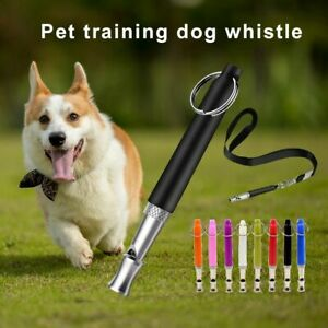 Trainning Whistles Dog Accessories Pet Training Whistle Ultrasonic Repeller