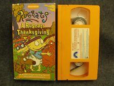 VHS Rugrats - A Rugrats Thanksgiving (VHS, 1997)