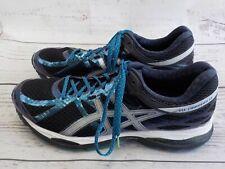 Asics Sneakers gr46 schwarz H16