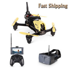 Hubsan H122D X4 STORM 5.8G FPV Micro Racing Quadcopter 720P Camera with Goggles.