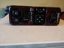 MR740608 fog lamp switch HEADLIGHT AIM Tacho Mirror Mitsubishi Carisma
