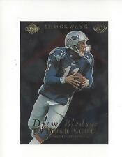 1999 Collector's Edge Advantage Shockwaves #SW15 Drew Bledsoe Patriots