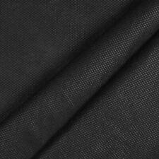Spunbond® - Lightweight 50gms - Black Barrier Fabric - Bag Gown Mask - 1 Metre