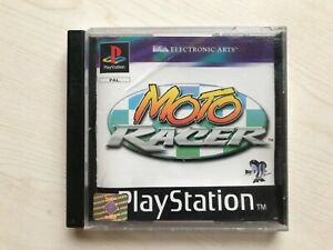 MOTO RACER PS1 Game UK PAL USED
