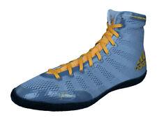 adidas Adizero Wrestling XIV Mens Wrestling Shoes / Trainer Boots - Grey