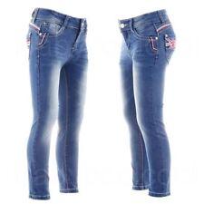128GB Größe Mädchen-Jeans im Skinny-Stil