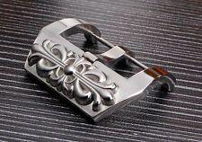 Massive 26 Buckle Vintage Schließe für Straps Uhrenbänder PAM usw..