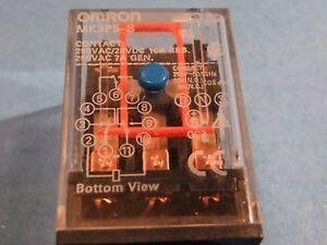 OMRON  MK3P5-S 24VDC 250VAC/28VDC 10A  Relay