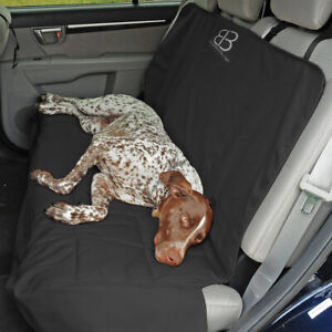 Pet Cover Protector for Back Seat of Car, Truck, SUV, Minivan, Water Resistant