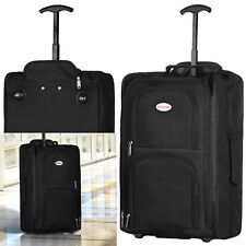 RYANAIR EASYJET FLYBE CABIN APPROVED FLIGHT TROLLEY SUITCASE LUGGAGE CASE BAG