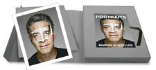 """PORTRAITS"" COLLECTOR'S EDITION ""MARTIN SCHOELLER"" WITH SIGNED PRINT CLOONEY!!"