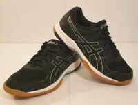 ASICS Womens Gel Rocket 8 Volleyball Shoes Black B756Y Low Top Lace Up 9.5 M