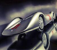 Sport Race Car 1 DesignBy F erd Porsche 18 Vintage Concept 24 Midget 12 911 917