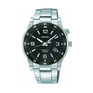 Seiko SKA505 SKA505P1 Mens Kinetic Watch WR100m NEW RRP $650.00
