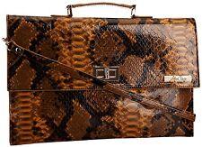 MISS SIXTY elvea GIALLO WOMEN'S Ladies valigetta borsa a mano con cinghie RRP £ 88